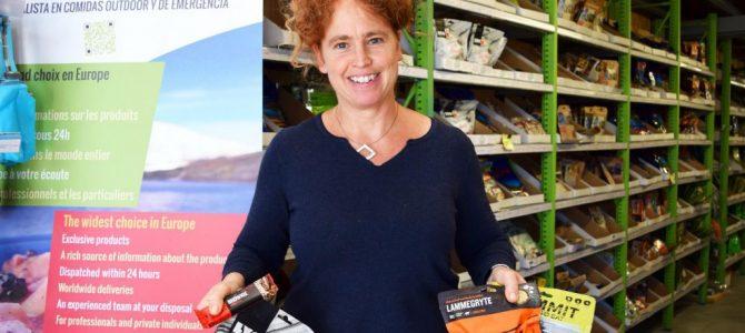 En Bretagne, la petite entreprise de la suédoise Ariane Pehrson ne connaît pas la crise !!