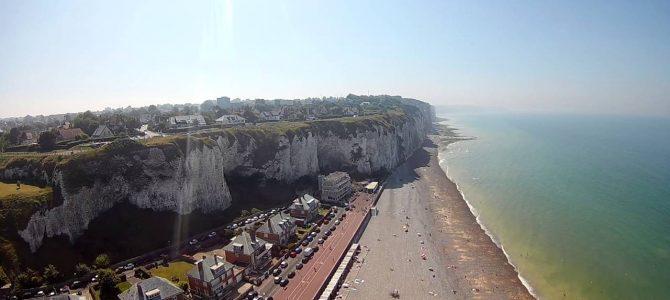 Dans notre nouvelle série «A plus ou moins 100»: Dieppe, Normandie, le diamant viking de la côte d'Albâtre !