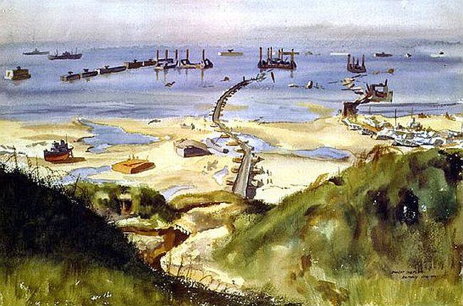 port-arromanches_DwightShepler