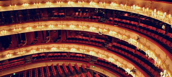 Vi har nöje att bjuda er till en testföreställning av operan «I annan himmel» på Eric Ericsonhallen i Stockholm lördagen den 18 januari kl. 18.00.