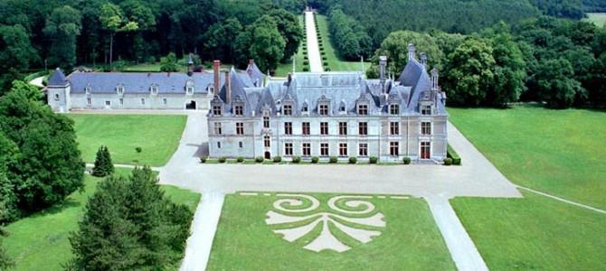 Val de Loire (5/5): Beauregard, le château des vues et des portraits !