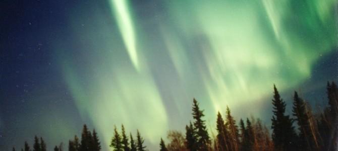 Umeå, claire comme une aurore boréale !