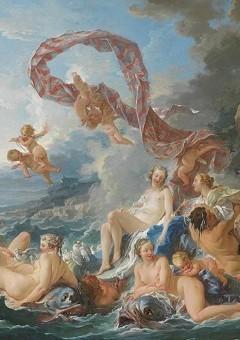 François Boucher, Le Triomphe de Vénus © Cécilia Heisser / Nationalmuseum