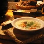 Gastronomie - Soupe de saumon