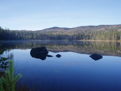 Le Parc national Urho Kekkonen